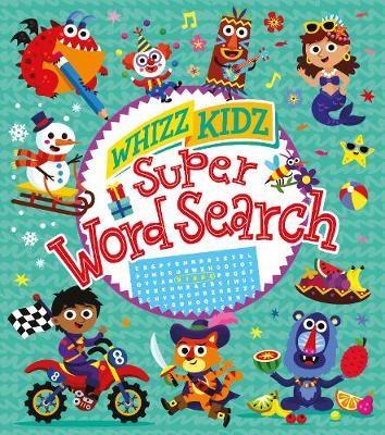 Whizz Kidz: Super Word Search -