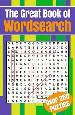 The Great Book of Wordsearch - pr_226597