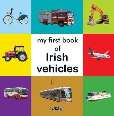 My First Book of Irish Vehicles - pr_189143