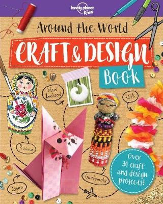 Around the World Craft and Design Book - pr_118924