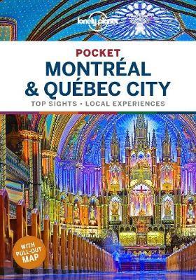 Lonely Planet Pocket Montreal & Quebec City - pr_1742575