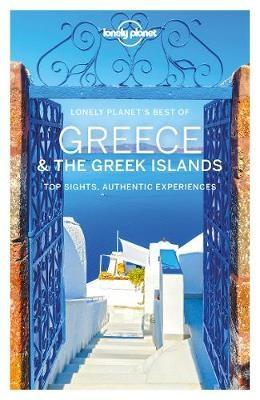 Lonely Planet Best of Greece & the Greek Islands - pr_1803307