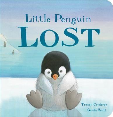 Little Penguin Lost - pr_113625