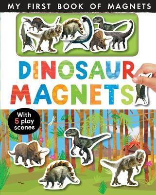 Dinosaur Magnets -