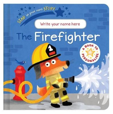 Star in Your Own Story: Firefighter - pr_114356