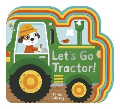 Let's Go, Tractor! -