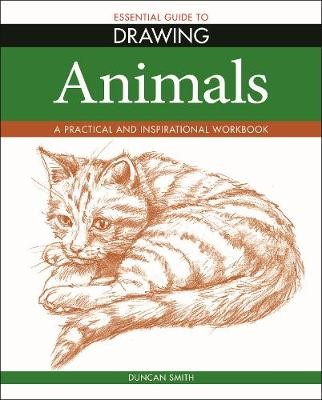 Essential Guide to Drawing: Animals -