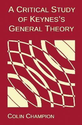 A Critical Study of Keynes's General Theory - pr_41647