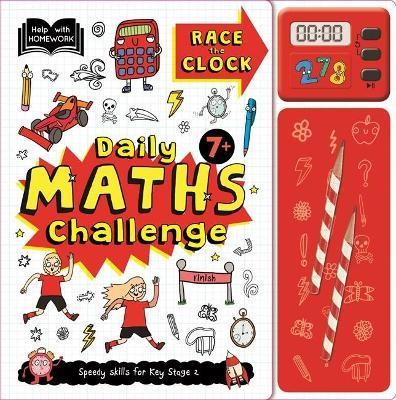 Help With Homework: 7+ Maths Challenge Pack - pr_188976