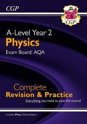 A-Level Physics: AQA Year 2 Complete Revision & Practice with Online Edition - pr_225924