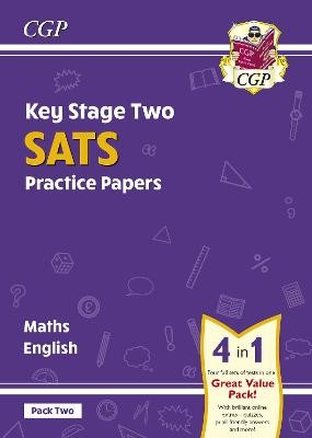New KS2 Maths & English SATS Practice Papers: Pack 1 - for the 2022 tests (with free Online Extras) -