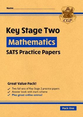 KS2 Maths SATS Practice Papers: Pack 1 (for the 2021 tests) - pr_244104