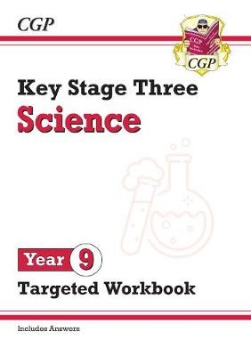 KS3 Science Year 9 Targeted Workbook (with answers) - pr_16149