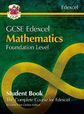 Grade 9-1 GCSE Maths Edexcel Student Book - Foundation (with Online Edition) - pr_17366