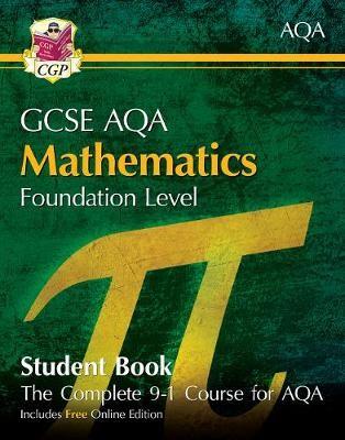 Grade 9-1 GCSE Maths AQA Student Book - Foundation (with Online Edition) - pr_17101