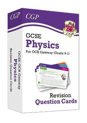 New 9-1 GCSE Physics OCR Gateway Revision Question Cards -
