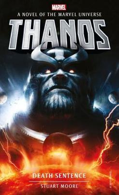 Marvel novels - Thanos: Death Sentence - pr_187510