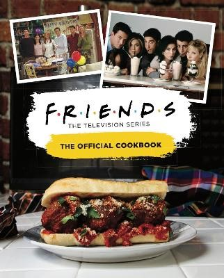 Friends: The Official Cookbook -