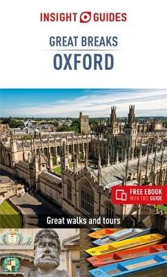 Insight Guides Great Breaks Oxford (Travel Guide with Free eBook) - pr_169689