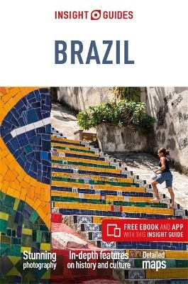 Insight Guides Brazil (Travel Guide with Free eBook) -