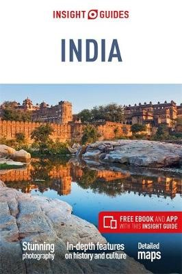 Insight Guides India (Travel Guide with Free eBook) - pr_171251