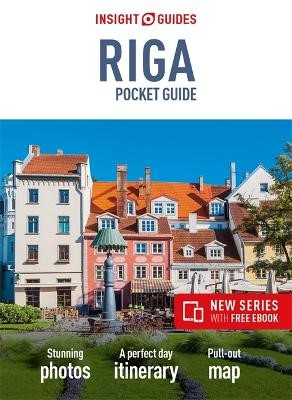 Insight Guides Pocket Riga (Travel Guide with Free eBook) -