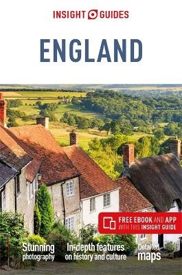 Insight Guides England (Travel Guide with Free eBook) -