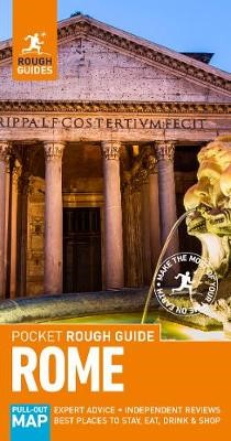 Pocket Rough Guide Rome (Travel Guide with Free eBook) -