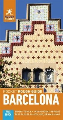 Pocket Rough Guide Barcelona (Travel Guide with Free eBook) -