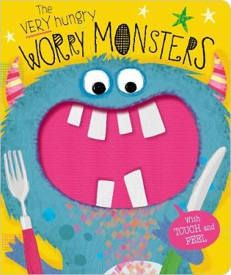 The Very Hungry Worry Monsters -