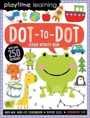 Playtime Learning Dot-To-Dot -