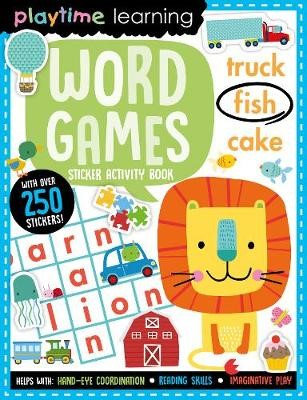 Playtime Learning Word Games -