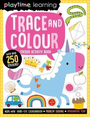 Playtime Learning Trace and Colour -