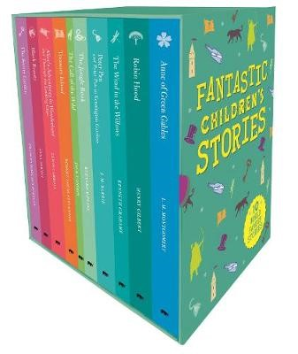 Fantastic Children's Stories - pr_34147