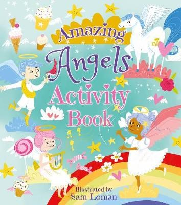 Amazing Angels Activity Book -