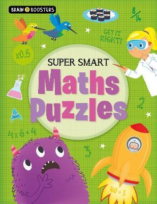 Brain Boosters: Super-Smart Maths Puzzles - pr_18327