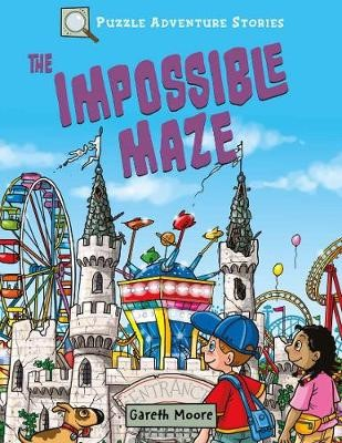 Puzzle Adventure Stories: The Impossible Maze -