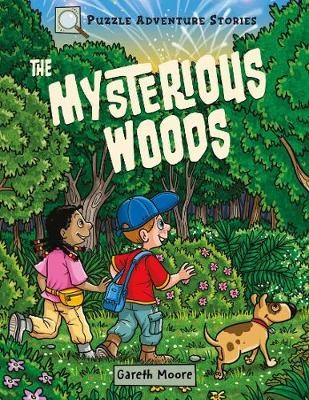 Puzzle Adventure Stories: The Mysterious Woods -