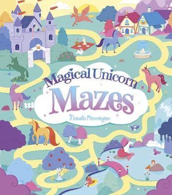 Magical Unicorn Mazes -