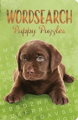 Puppy Puzzles Wordsearch -