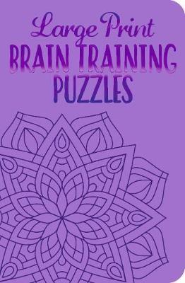 Large Print Brain Training Puzzles -