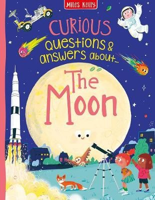 Curious Questions & Answers about The Moon - pr_1844223