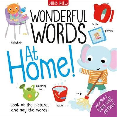 Wonderful Words: At Home! -