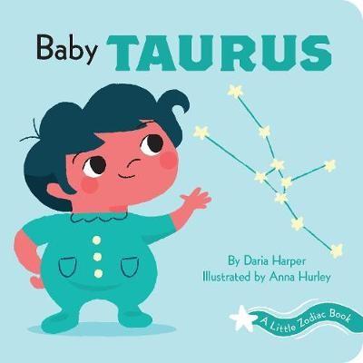 A Little Zodiac Book: Baby Taurus - pr_1807666