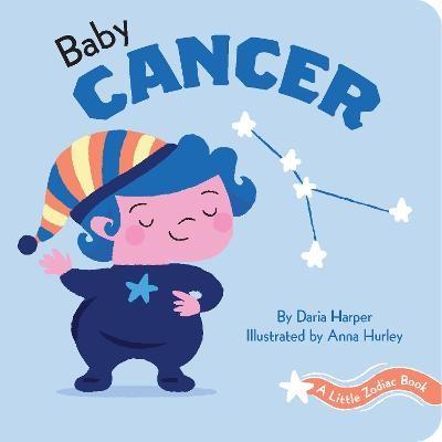 A Little Zodiac Book: Baby Cancer - pr_1807658