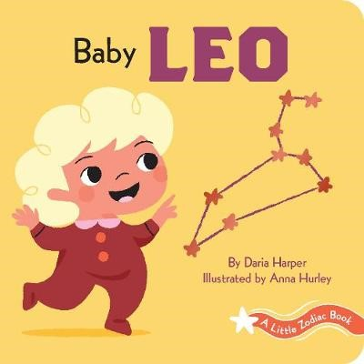 A Little Zodiac Book: Baby Leo - pr_1807817