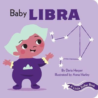 A Little Zodiac Book: Baby Libra - pr_1807690