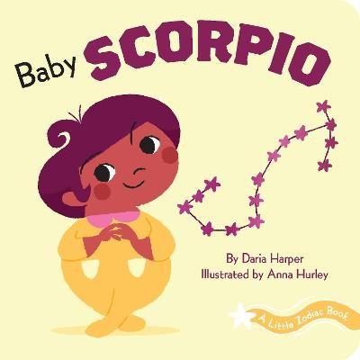 A Little Zodiac Book: Baby Scorpio -