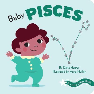 A Little Zodiac Book: Baby Pisces -