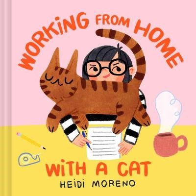 Working from Home with a Cat -